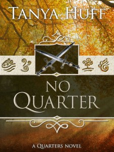 No Quarter by Tanya Huff