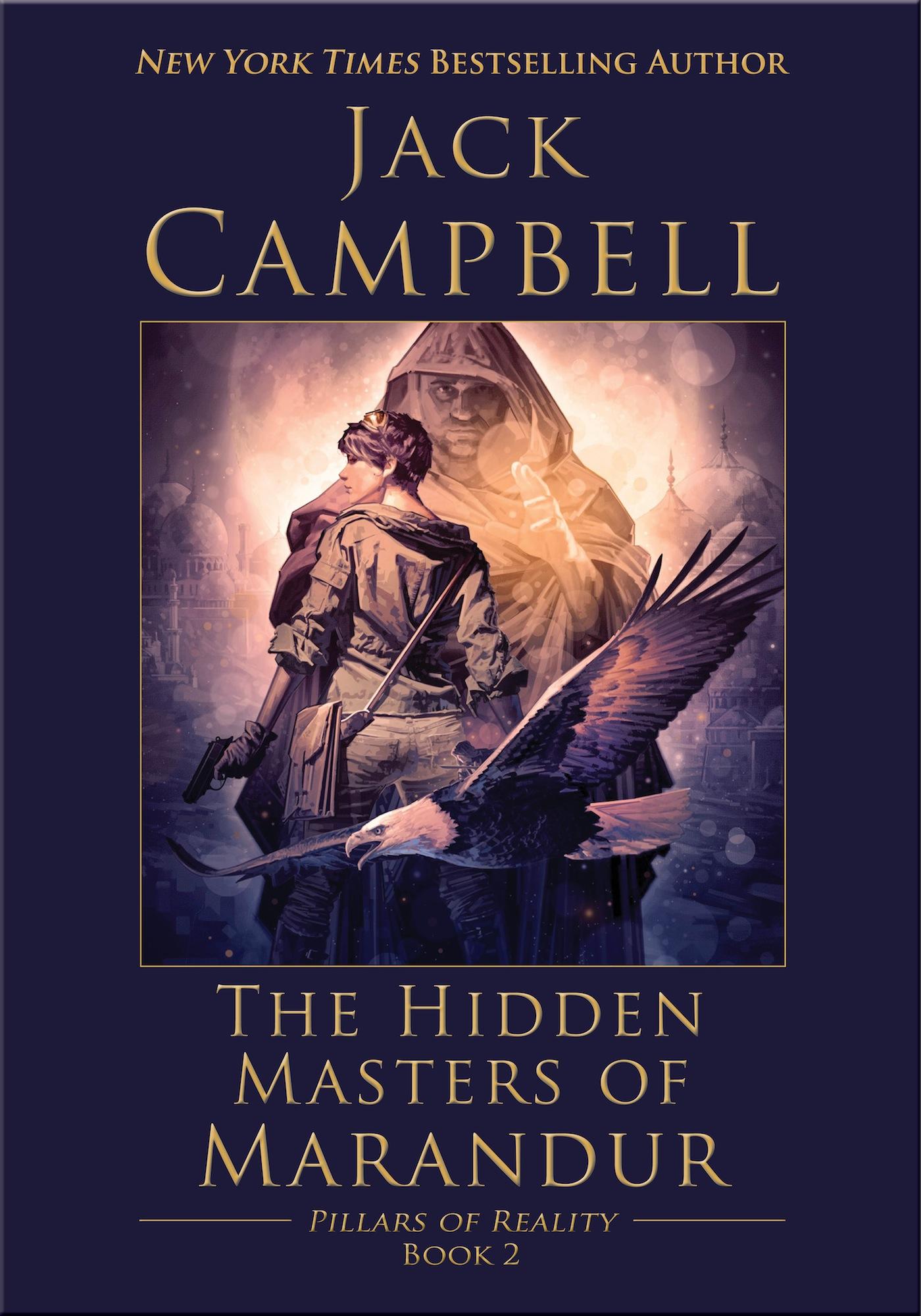 The Hidden Masters of Marandur by Jack Campbell