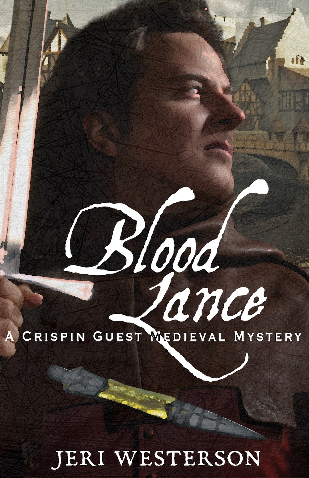 Blood Lance by Jeri Westerson
