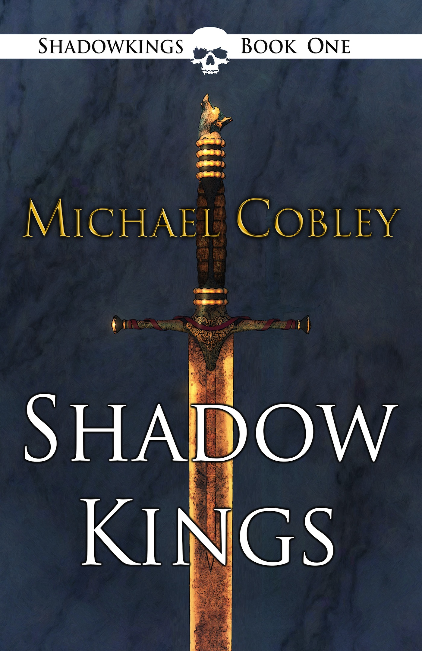 Shadowkings by Michael Cobley