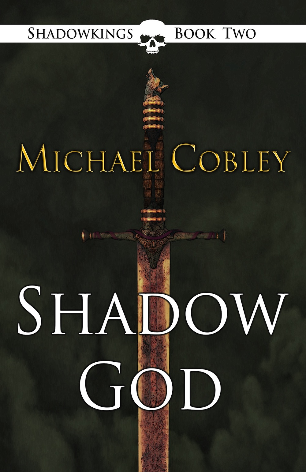 Shadowgod by Michael Cobley