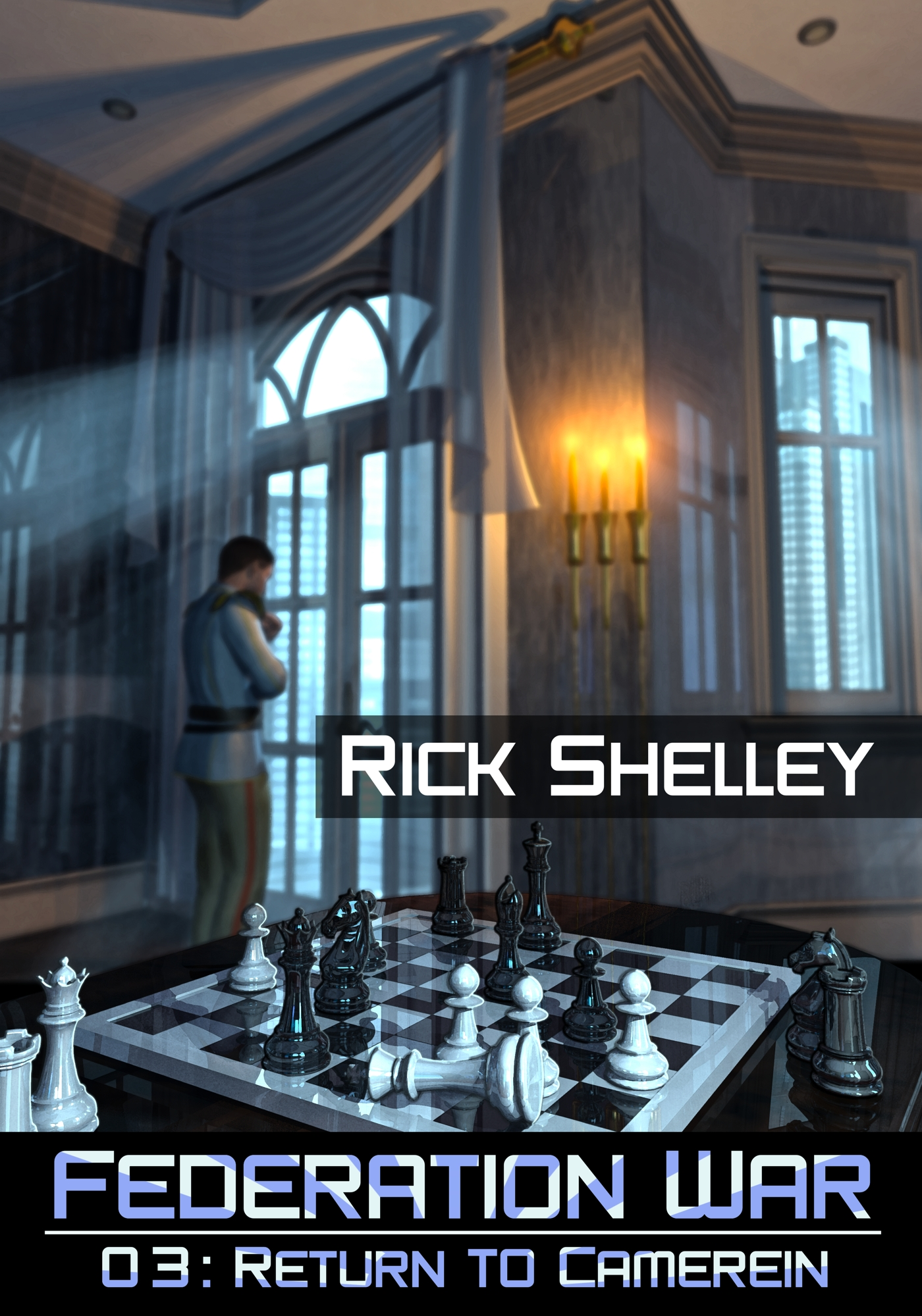 Return to Camerein by Rick Shelley