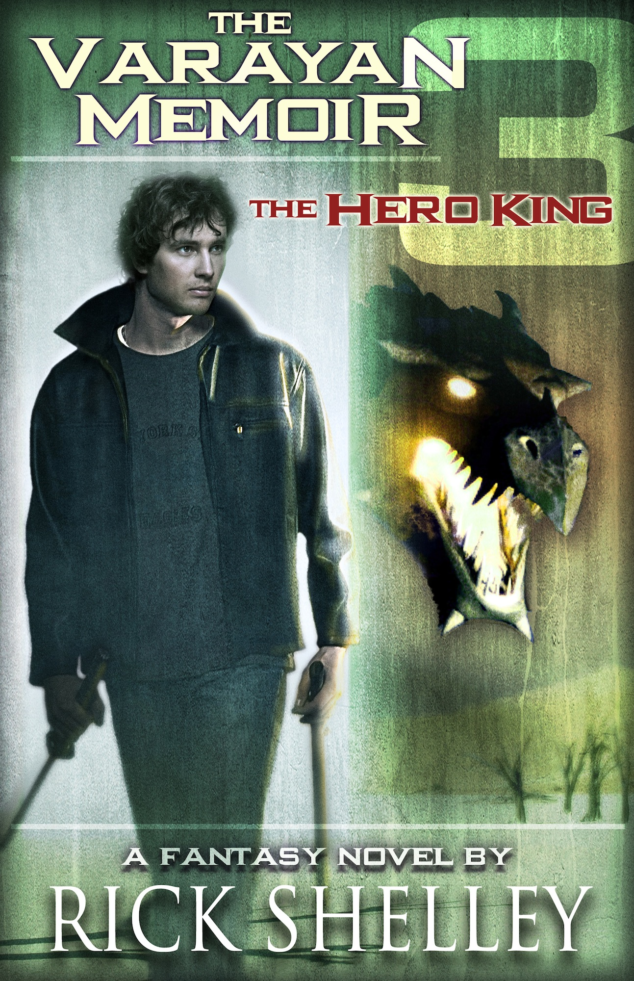 The Hero King by Rick Shelley