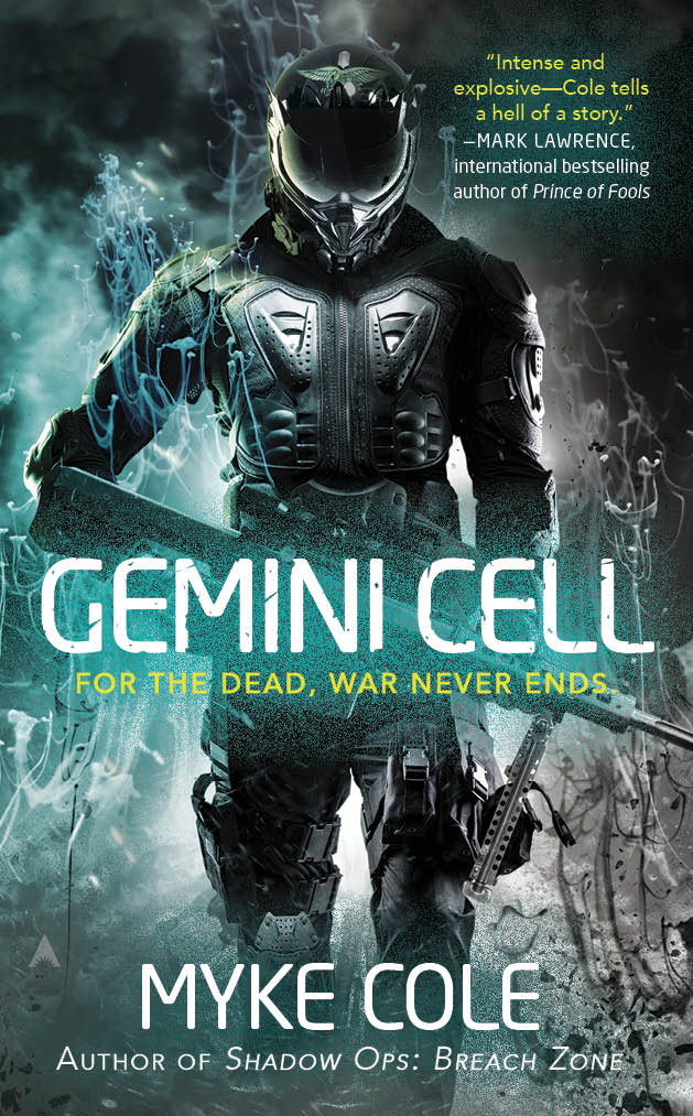 Gemini Cell by Myke Cole