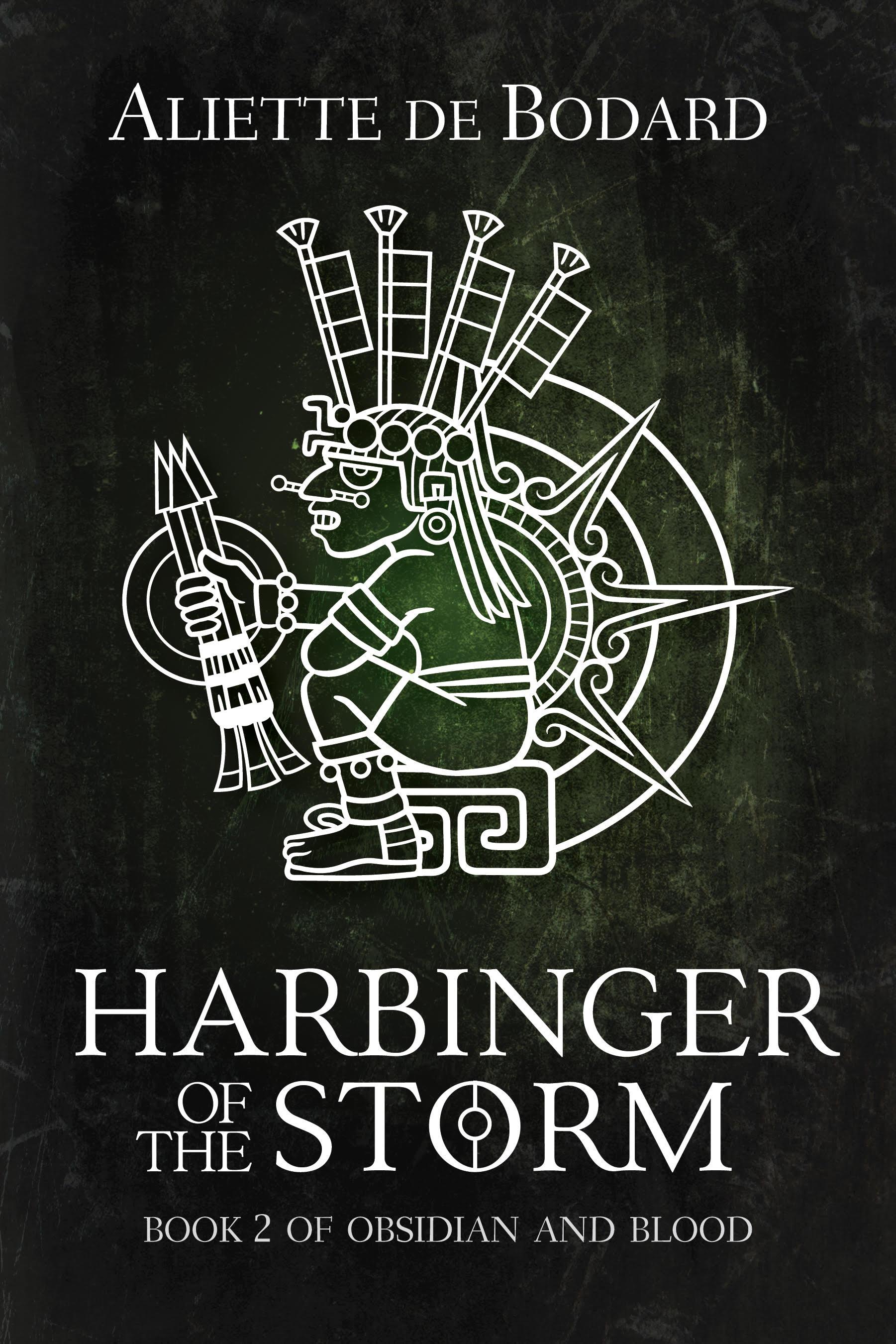 Harbinger of the Storm by Aliette de Bodard