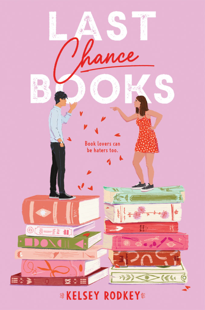 Cover of LAST CHANCE BOOKS